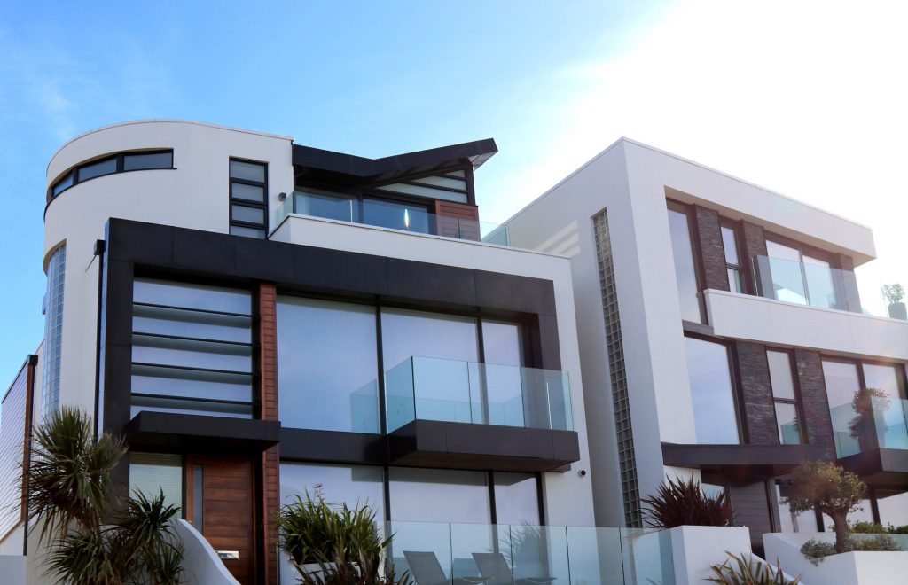 modern building against sky 323780