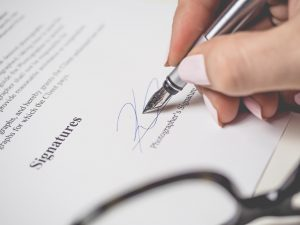 REQUIREMENTS OF A WILL