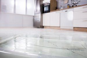 Communal living: Water Ingress