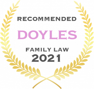 Family Law Recommended 2021